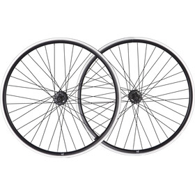 "Point SingleSpeed Paire de roues 28"", black"